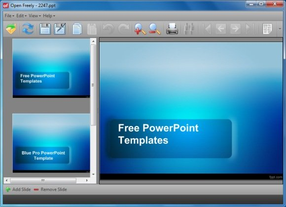 Open Files From 100 Formats Including Powerpoint With