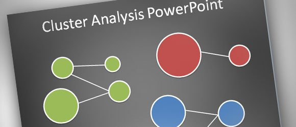 How To Make A Simple Cluster Analysis Diagram In