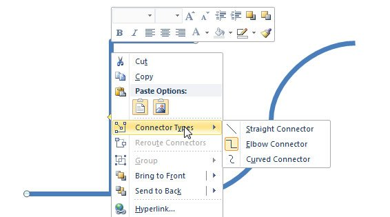 how to add lines and objects in word