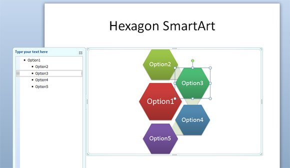 How to add new smartart graphics to powerpoint for Microsoft office smartart templates
