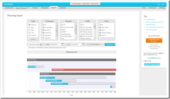 Assign Tasks And Comprehensively Track Project Progress