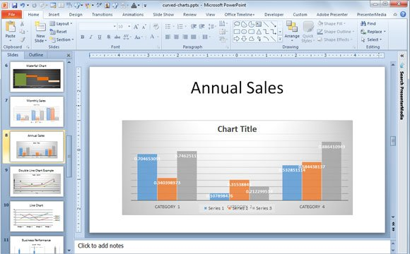 powerpoint presentation of