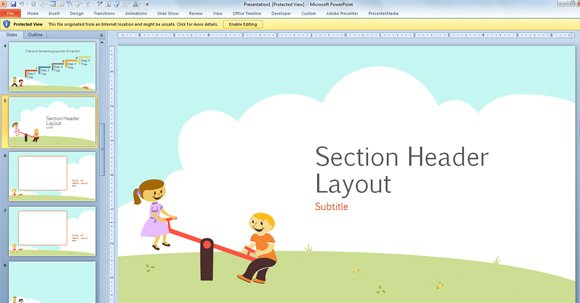 children backgrounds for powerpoint free children powerpoint