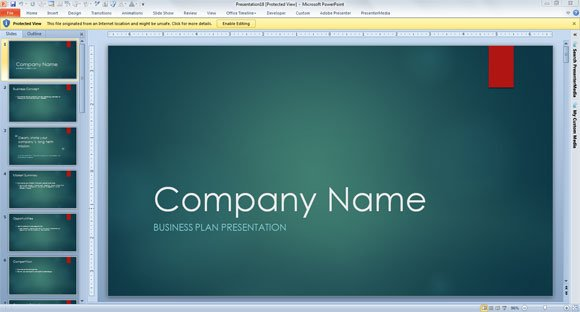 Powerpoint business plan template business consulting template for powerpoint 2013 powerpoint toneelgroepblik Choice Image