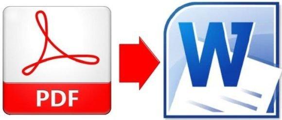 Конвертер PDF в Word - Standard converter