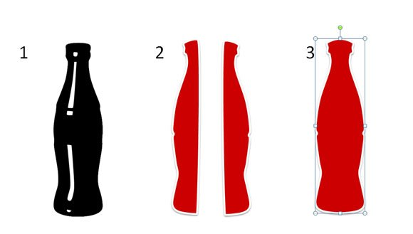 Coke Bottle Outline Coca Cola templates