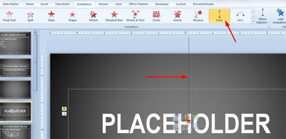 Animations For PowerPoint   PowerPoint Presentation