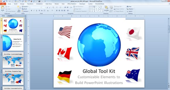powerpoint themes mac