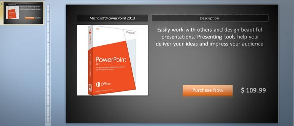Creating a product catalog in powerpoint 2010 powerpoint presentation for Free product catalog template