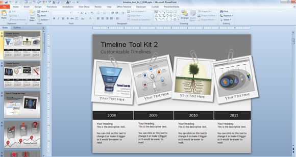 Introduction to PowerPoint Maps Presentation