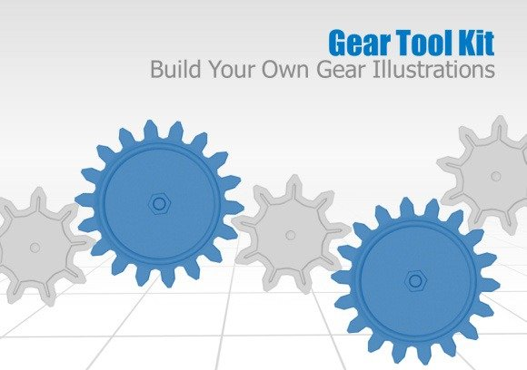 animated gears toolkit and templates for powerpoint