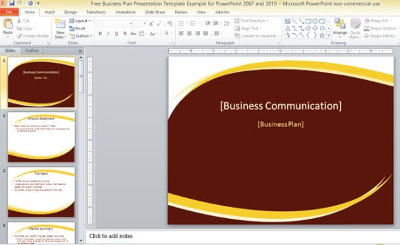 how to make a business proposal powerpoint presentation koni