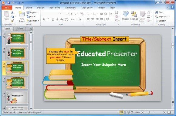 Powerpoint Presentation Education Diagne Nuevodiario Co