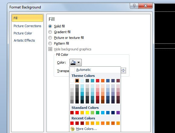 how to change the slide master in powerpoint 2013
