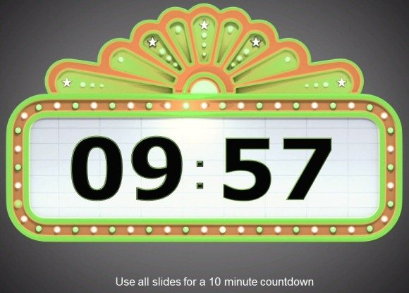 but not least, the Countdown Timer PowerPoint Template is template ...