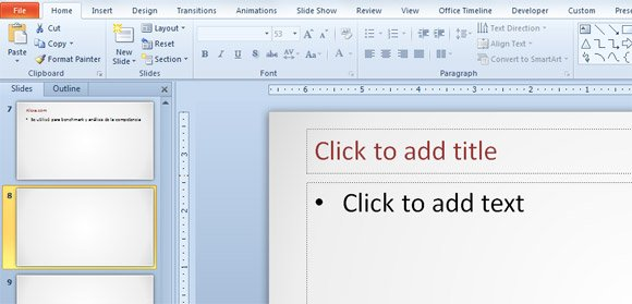 Powerpoint 2013 change default templatedownload free for Change the normal template in word 2010