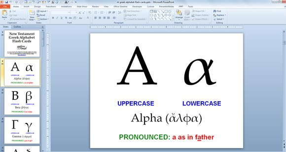 how to make words appear one by one in powerpoint