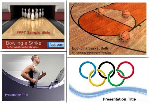 Best Sports PowerPoint Templates | PowerPoint Presentation