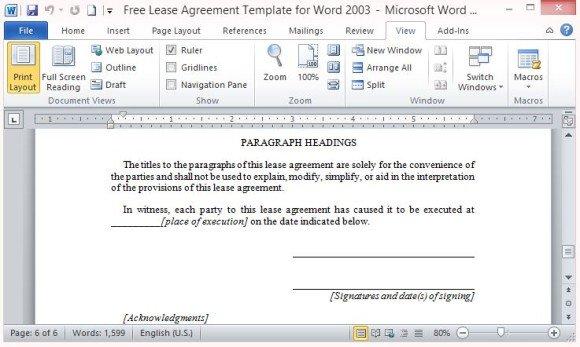 landlord rent statement template .