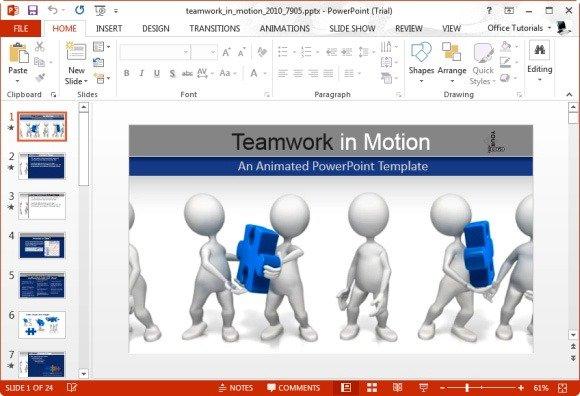 teamwork power point