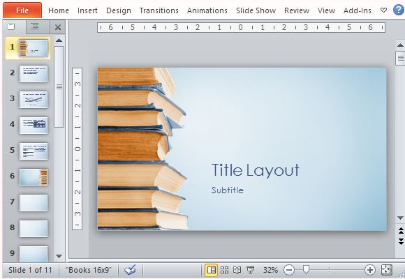 book on powerpoint presentations