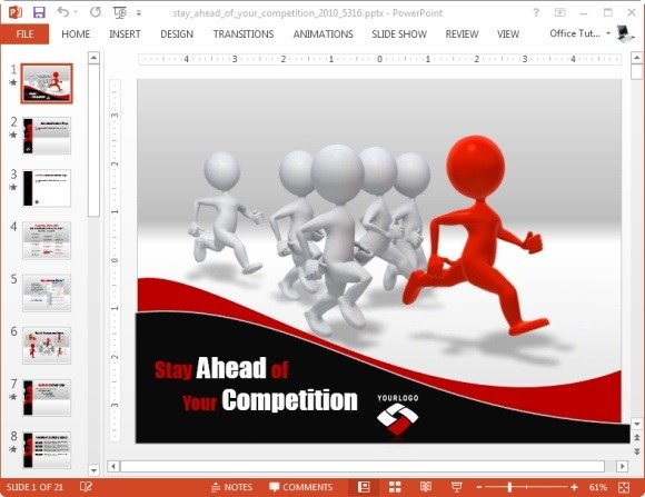 competition slide