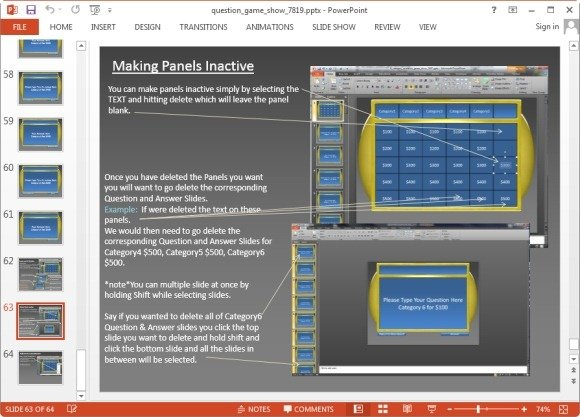 Powerpoint Jeopardy  Free download and software reviews