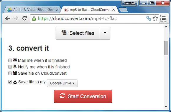 can i convert a google presenttion in pdf
