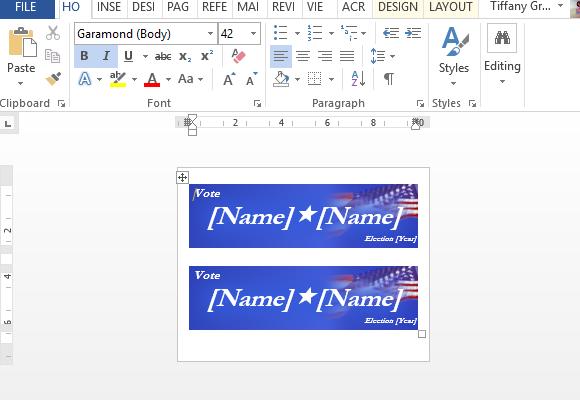 Bumper sticker template free maxwellsz