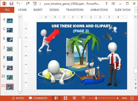 Power point game templates radioincogible 11 free powerpoint game templates for the classroom toneelgroepblik Image collections