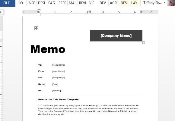 interoffice memo term | technologybusiness