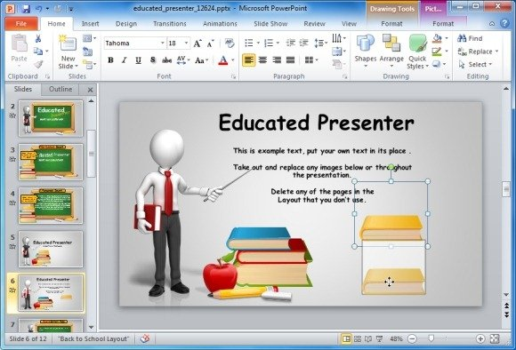 Best educational powerpoint templates editable clipart items toneelgroepblik Image collections
